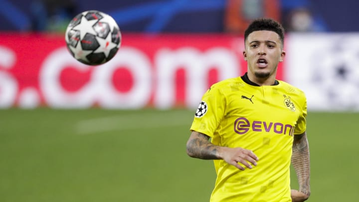 Borussia Dortmund CEO drops Jadon Sancho transfer window hint