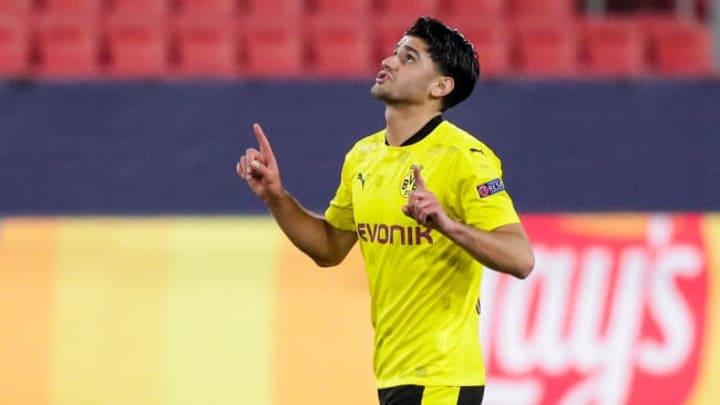 Dahoud a saisi sa chance contre Seville