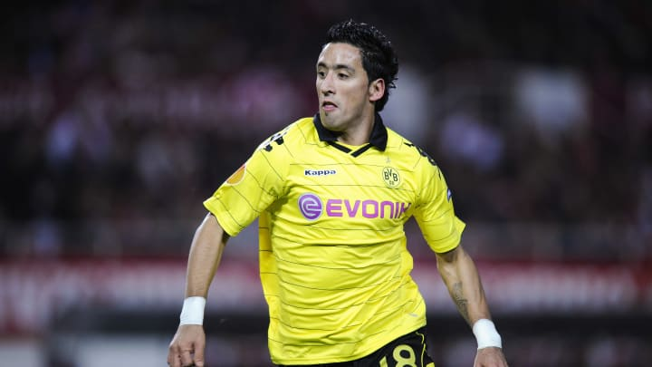 Lucas Barrios