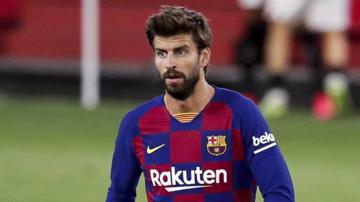 Gerard Piqué believes there could be a campaign against Barcelona