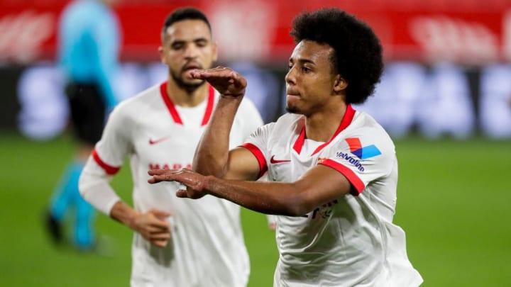 Jules Koundé ne cesse d'impressionner avec le FC Séville.