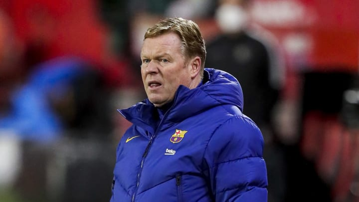 Joan Laporta confirms Ronald Koeman will remain Barcelona manager