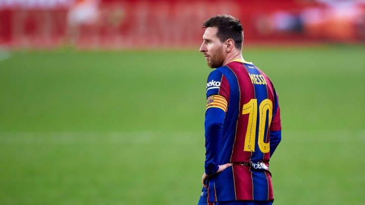 Lionel Messi a de grandes ambitions en Ligue des Champions.