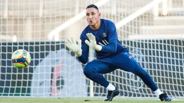 Keylor Navas Donnarumma PSG Costa Rica Copa do Mundo