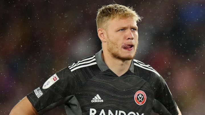 Aaron Ramsdale steht vor einem Wechsel zu Arsenal