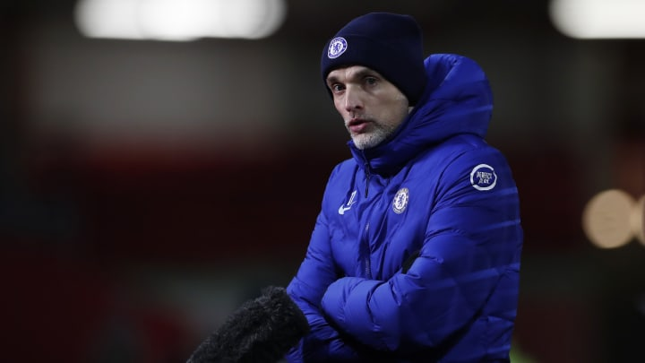 Thomas Tuchel says the Champions League isn't Chelsea's priority this season