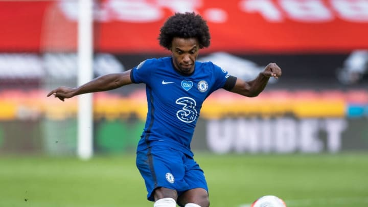Willian - Soccer Player for Chelsea and Brazil