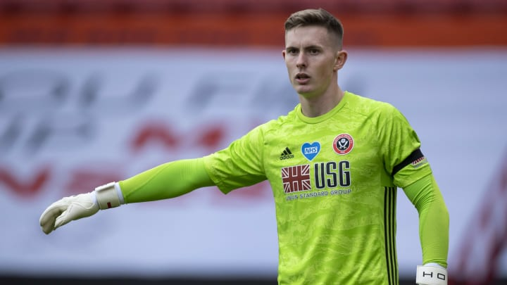 Dean Henderson is a Manchester United player