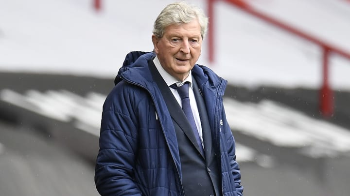Roy Hodgson has announced his departure from Crystal Palace