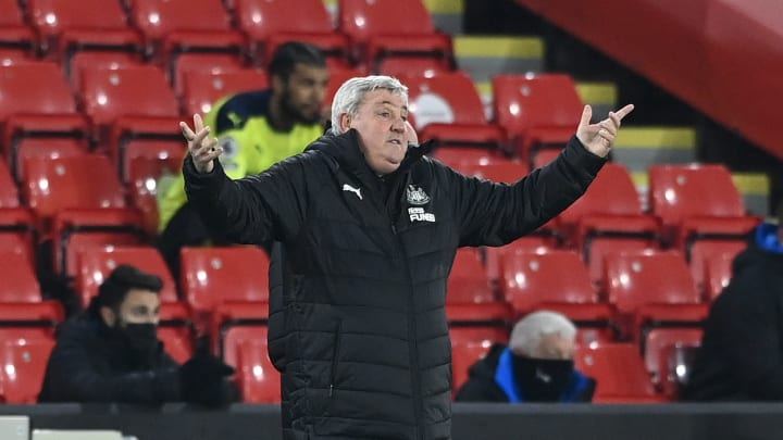 Steve Bruce is furious with his side's display at Sheffield United