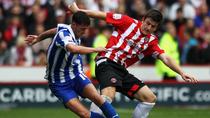 Harry Maguire, Gary Madine