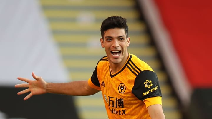 Jimenez has been excellent for Wolves