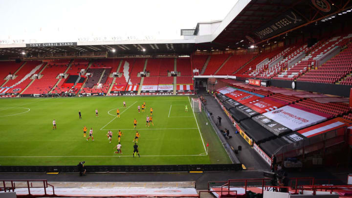 Sheffield United's Bramall Lane is the oldest stadium in the world