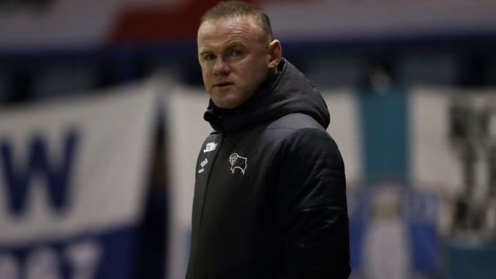 Wayne Rooney moved to management after retiring as a player