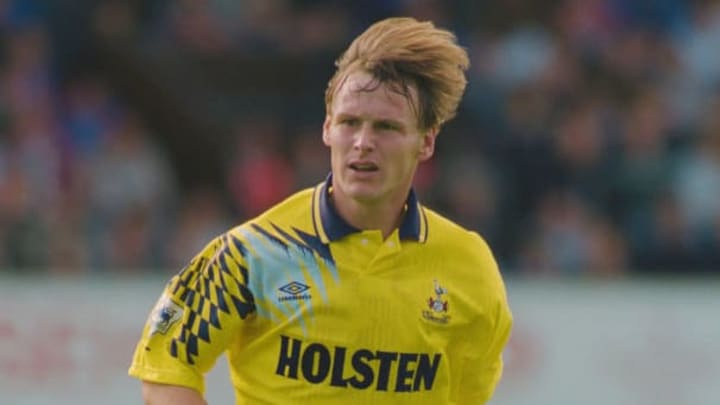 Sheringham won the first ever Premier League Golden Boot