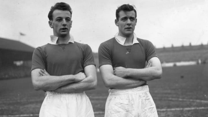 I fratelli più anziani della storia, John e Peter Sillett