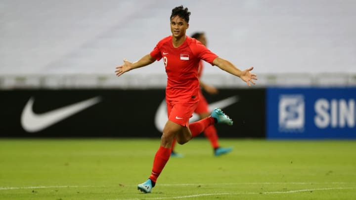Singapore v Yemen - FIFA World Cup Asian 2nd Qualifier Group D