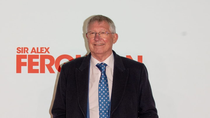 """""""Sir Alex Ferguson: Never Give In"""" World Premiere - Photocall"""