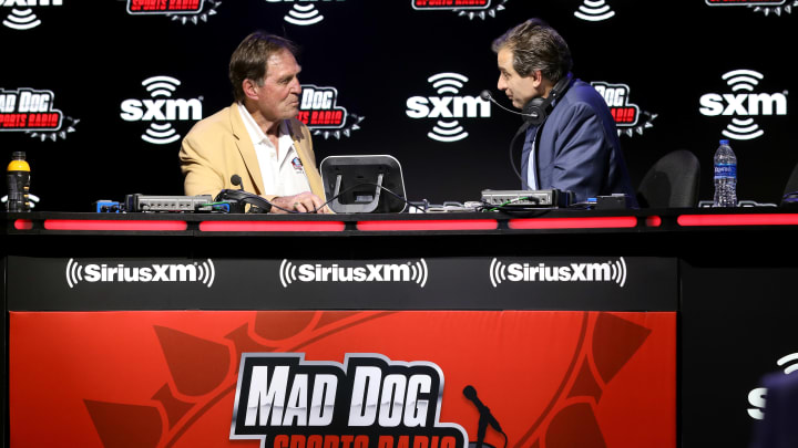 Chris Russo, Jack Youngblood
