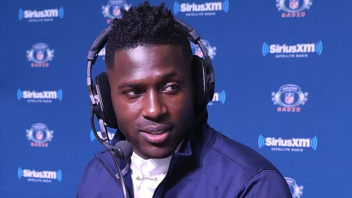 Former NFL WR Antonio Brown
