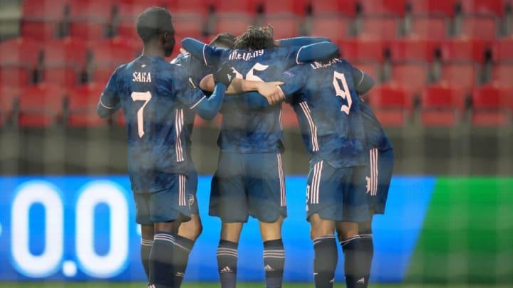On a vu des Gunners soudés ce jeudi soir. Un bon signe en vue de la demi-finale face à Villarreal.