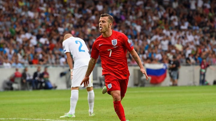 Englands lost captain? Jack Wilshere had all the attributes to succeed, bar the leg muscles