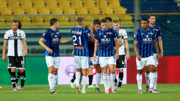 Soccer Serie A, Parma v Atalanta