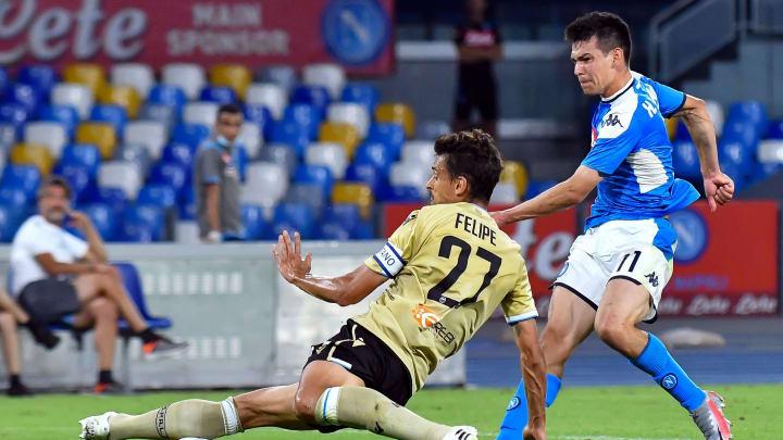 Soccer Serie A, SSC Napoli v SPAL