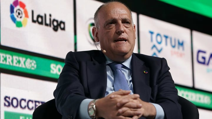 LaLiga Chief Javier Tebas Slams European Super League Plans But Praises Real Madrid, Barcelona, and Juventus