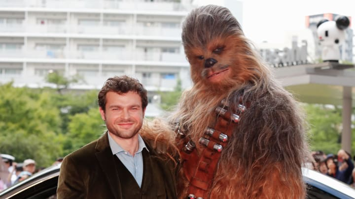 'Solo: A Star Wars Story' actor Alden Ehrenreich could be open to reprising the Han Solo role.