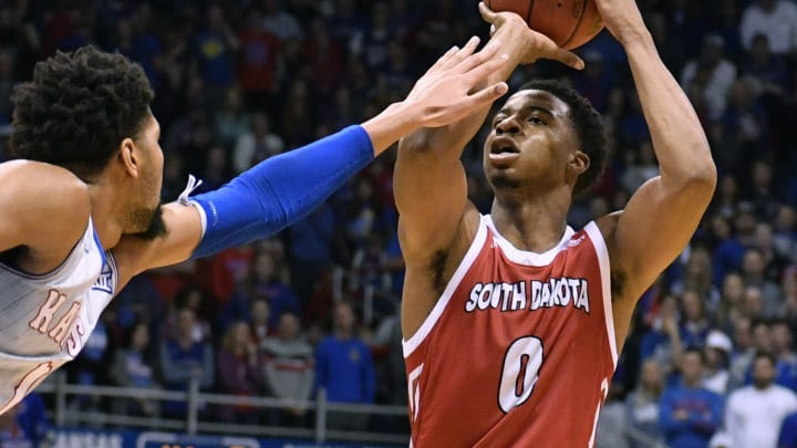 ND State vs South Dakota prediction and college basketball pick straight up and ATS for today's NCAA game between NDS and SDAK.