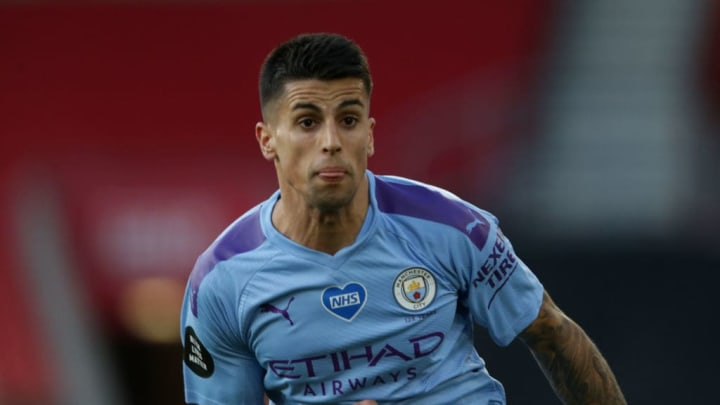 Joao Cancelo, bek kanan Manchester City - Premier League
