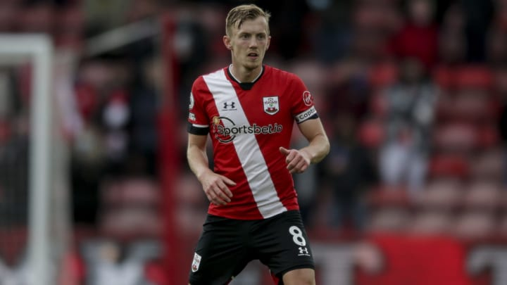 James Ward-Prowse is wanted by Aston Villa