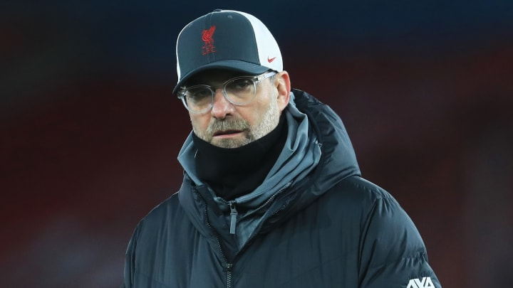 Klopp is hoping to have his injured stars back in the frame sooner rather than later