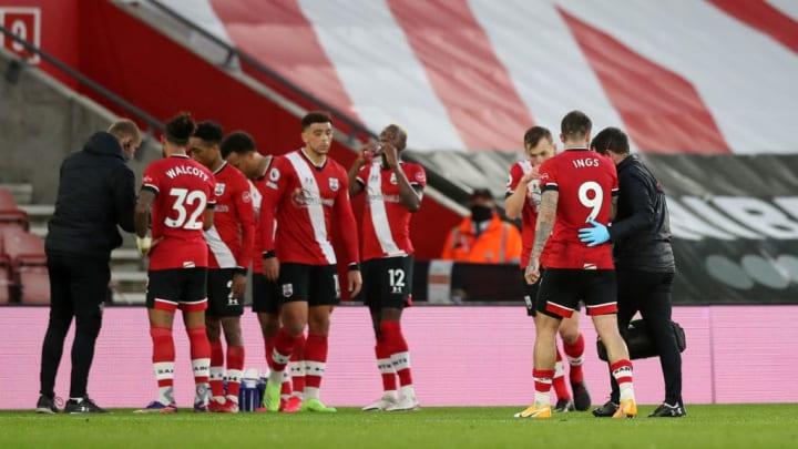 Southampton trumpft mit einer euphorischen Mannschaft auf