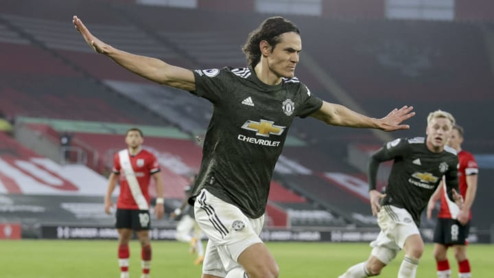 Edinson Cavani was punished for a word in a social media post