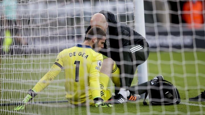 Solskjaer lên tiếng về chấn thương của Alex Telles và David De Gea