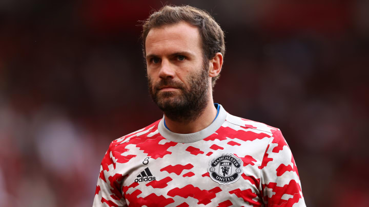 Mata is now a bit-part player at Manchester United