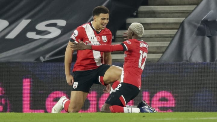 Southampton were comfortable winners against Newcastle