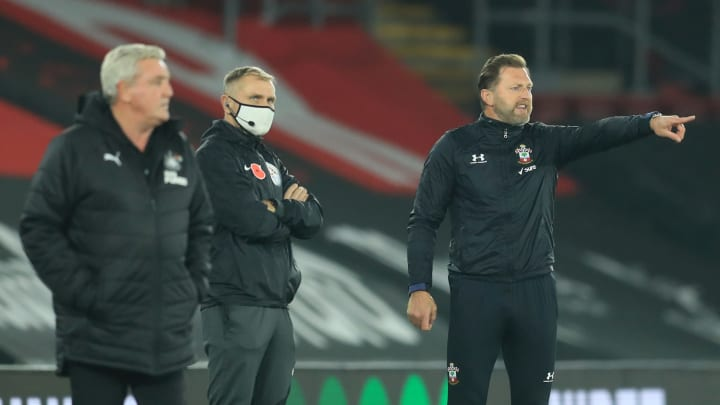 Steve Bruce and Ralph Hassenhuttl face each other on Saturday