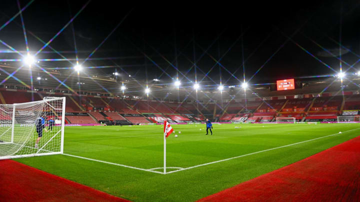 The fixture will take place at an empty St. Mary's under the lights