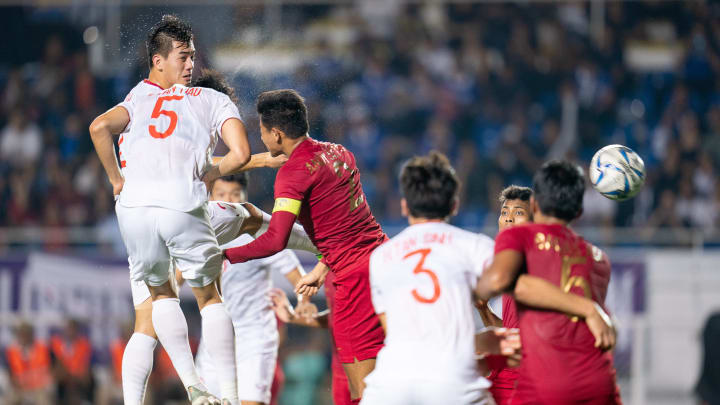 Timnas Indonesia vs Vietnam