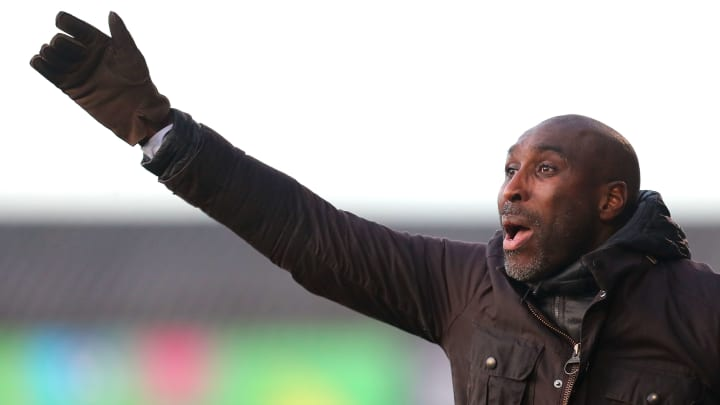 Campbell has been out of work since leaving Southend United