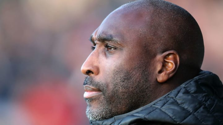Sol Campbell is currently out-of-work