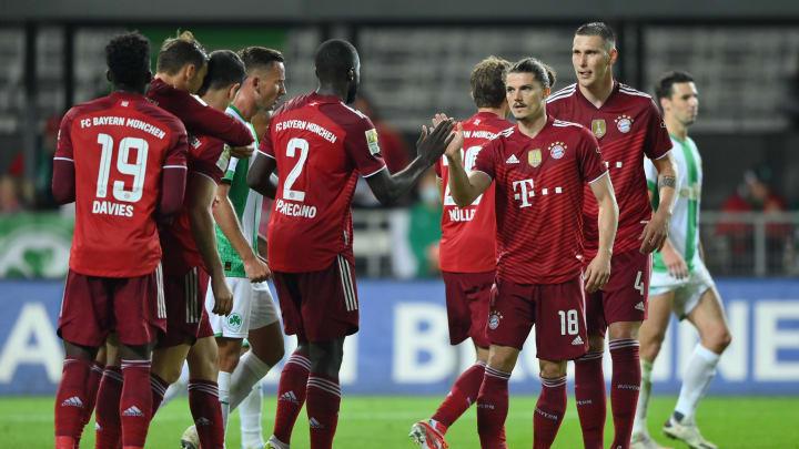 Upamecano & Sabitzer sind die Top-Sommerneuzugänge beim FC Bayern