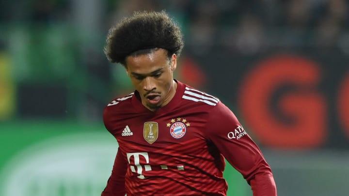 Leroy Sané glänzt bei den Bayern in neuer Rolle