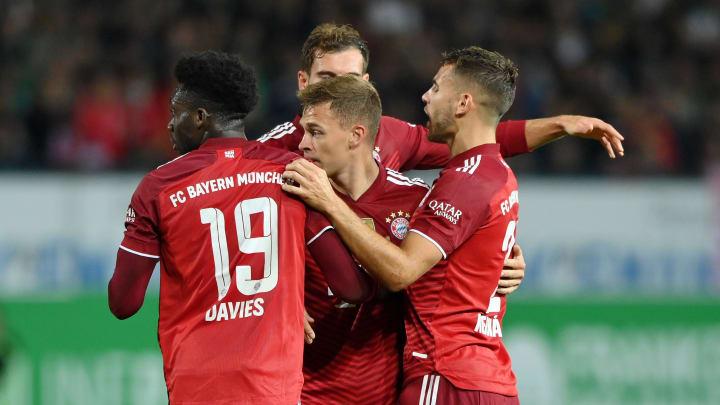 Der FC Bayern fährt den nächsten Sieg ein