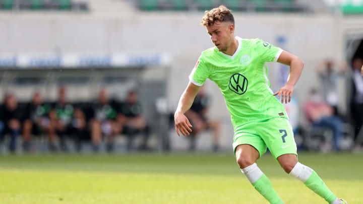 Neuzugang Luca Waldschmidt durfte in der Bundesliga jüngst zweimal in Folge von Beginn an ran