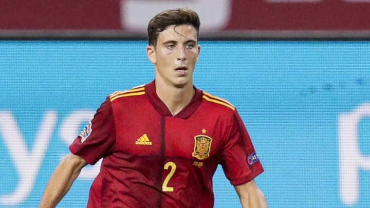 Man Utd want a centre-back in 2021 and are long-term admirers of Pau Torres