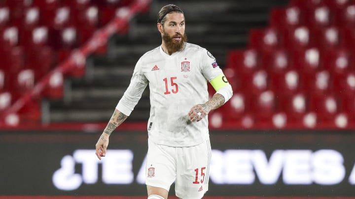 Sergio Ramos is set to leave Real Madrid